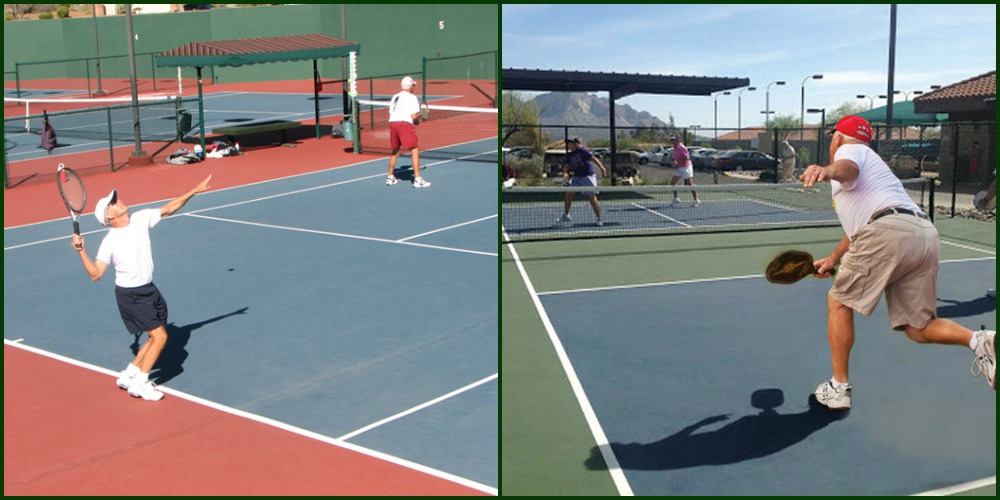 Pickleball & Tennis