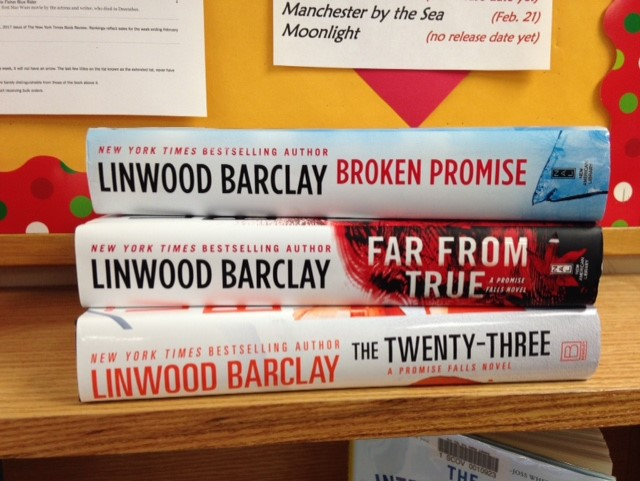 Read the Linwood Barclay Promise Falls series
