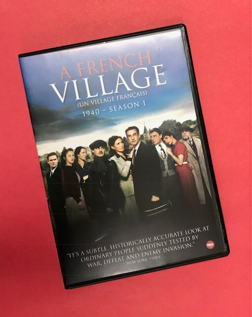 Highly rated French TV series new to the Library