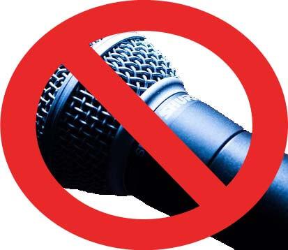 No Karaoke – April 21