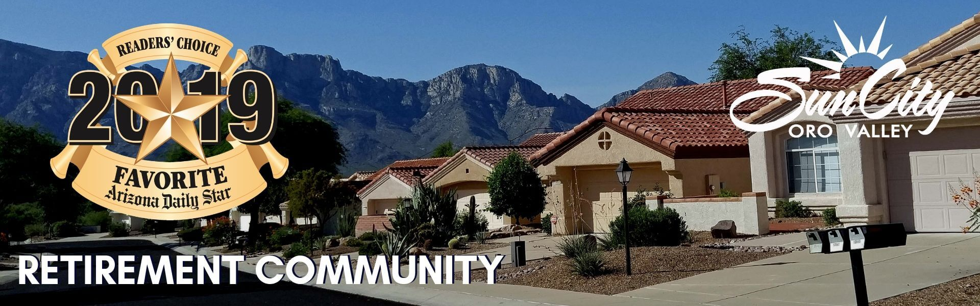 Active Adult Retirement Community | Sun City Oro Valley
