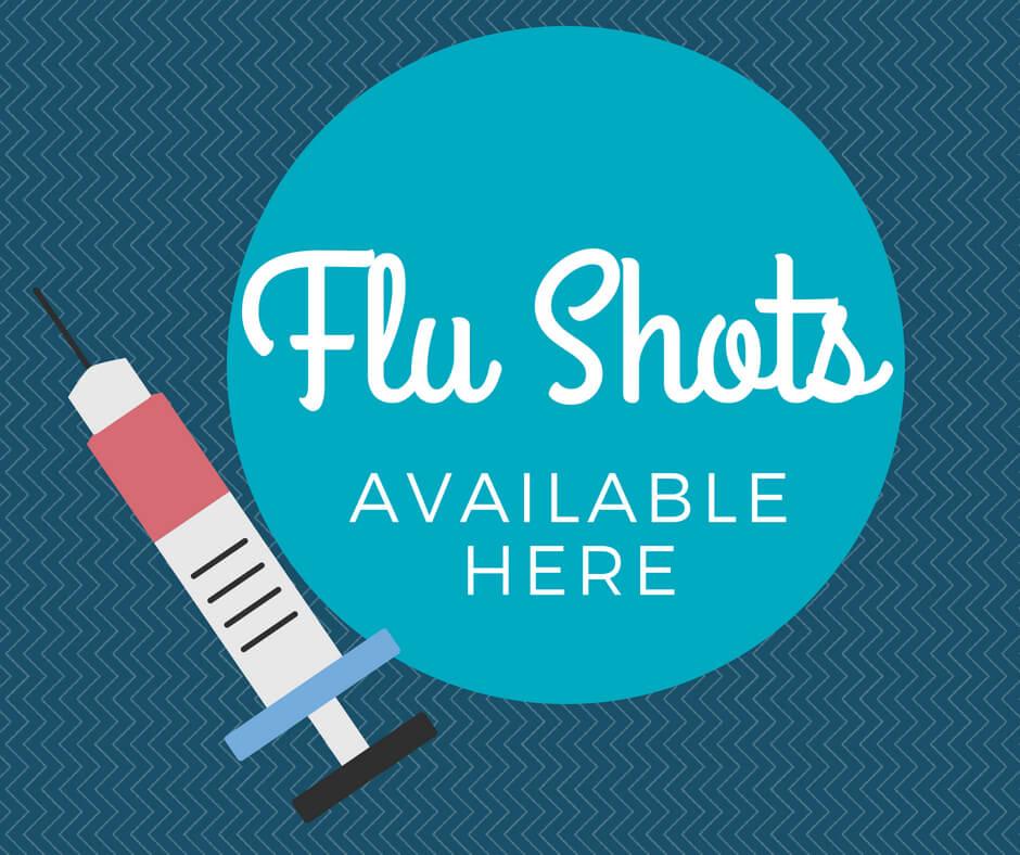Flu Shots – 10/4
