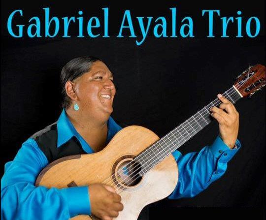 Gabriel Ayala Trio – Now on Sale