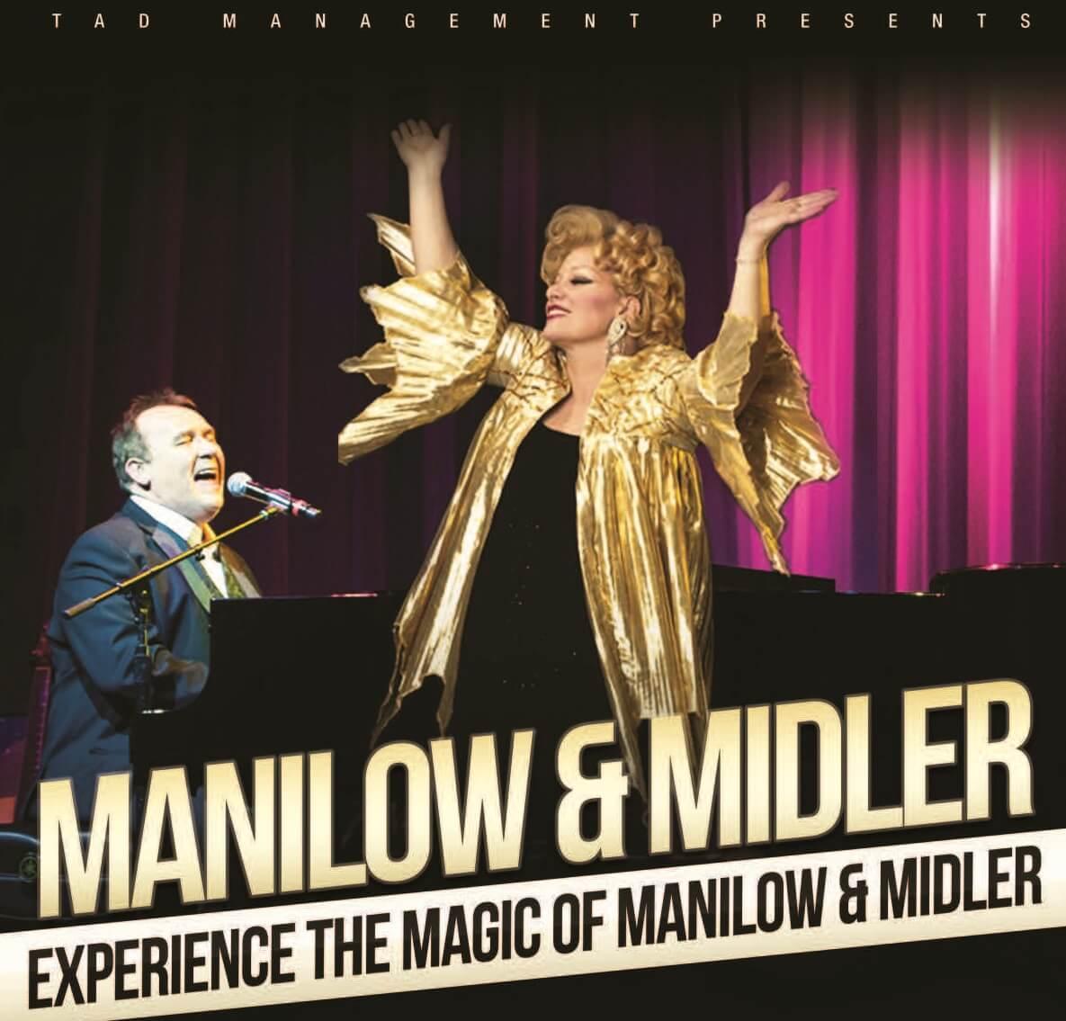Manilow/Midler Tribute, Jan 5