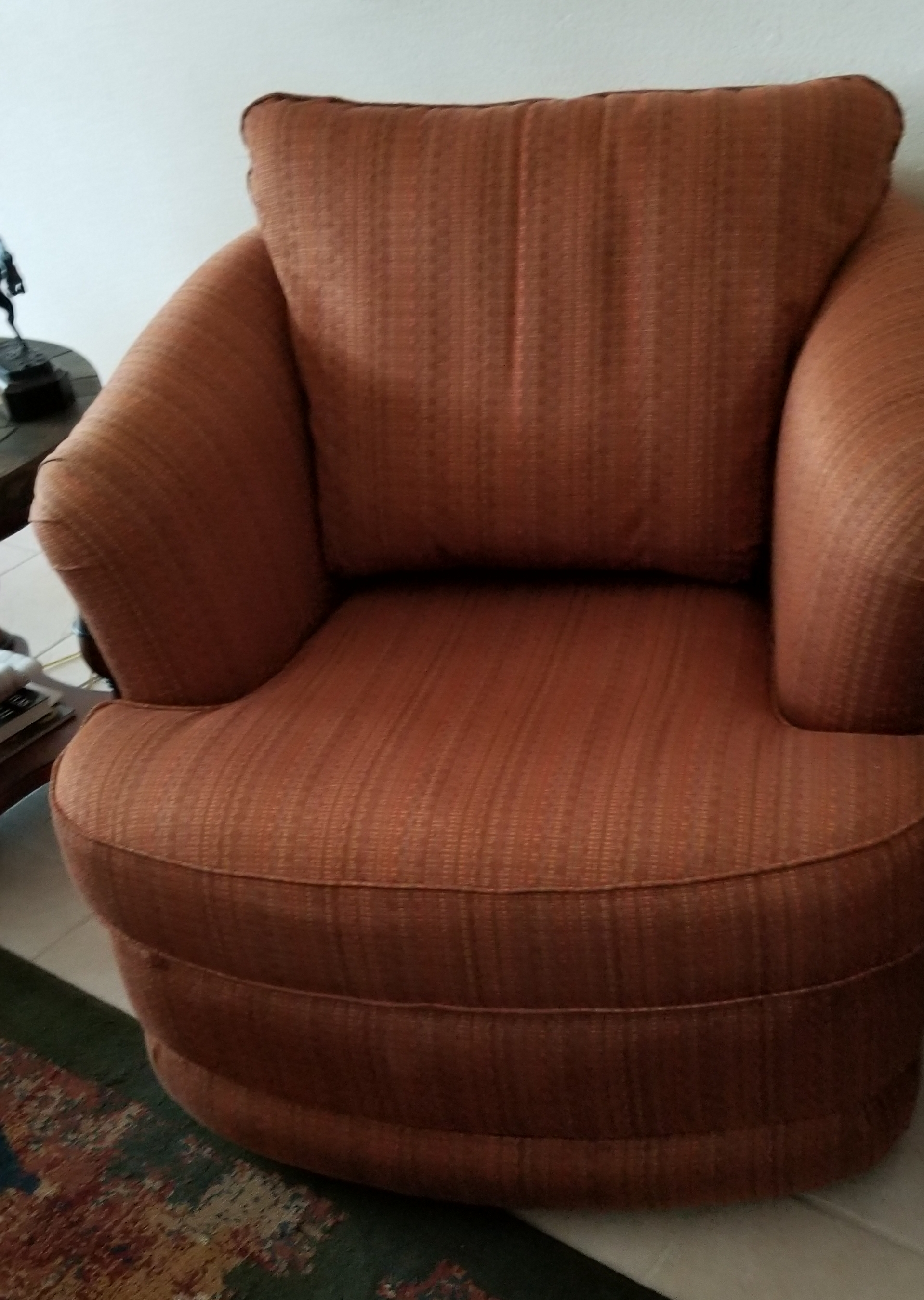 Comfy  Upholstered Chair