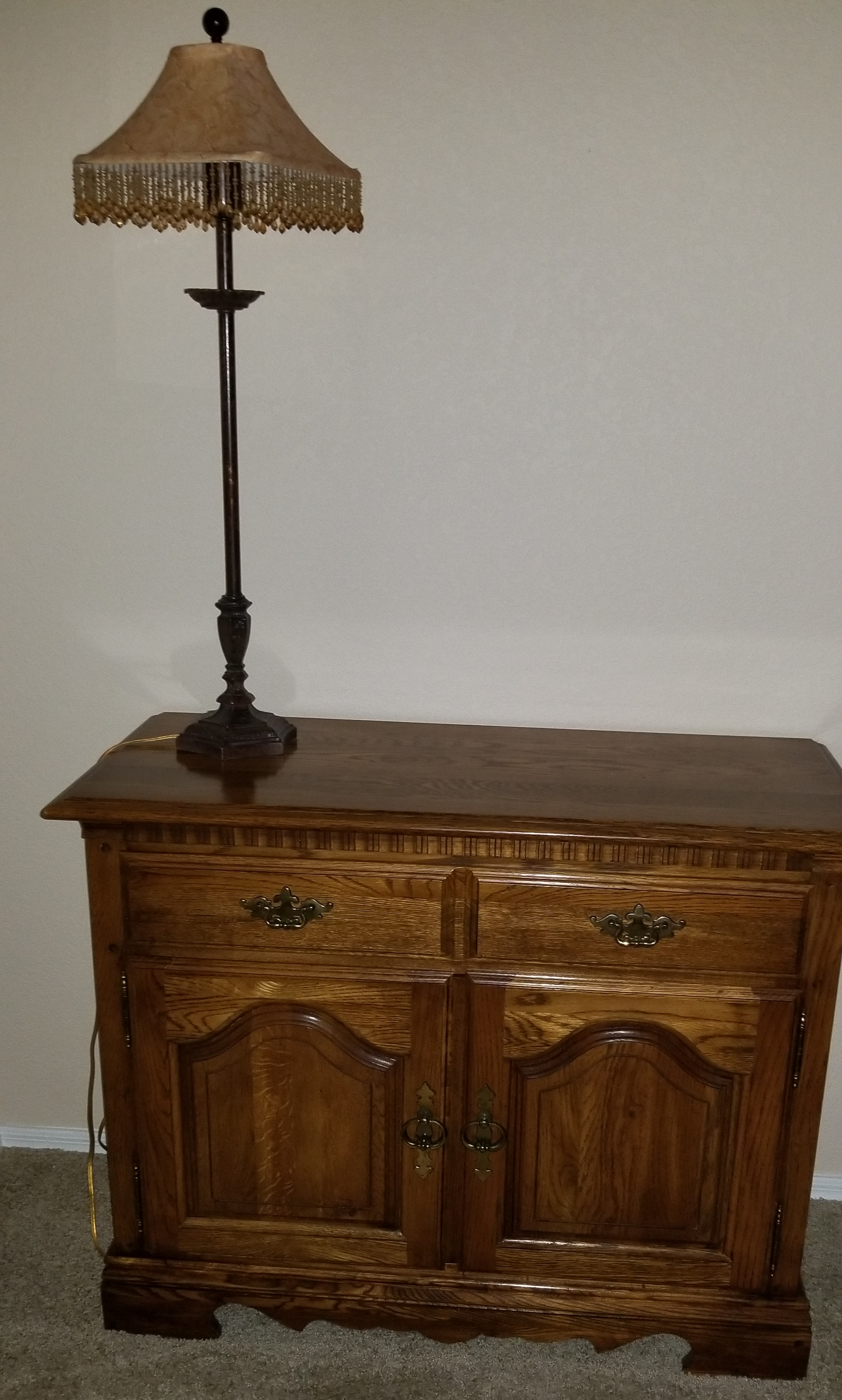 Dining side table/entry hall table