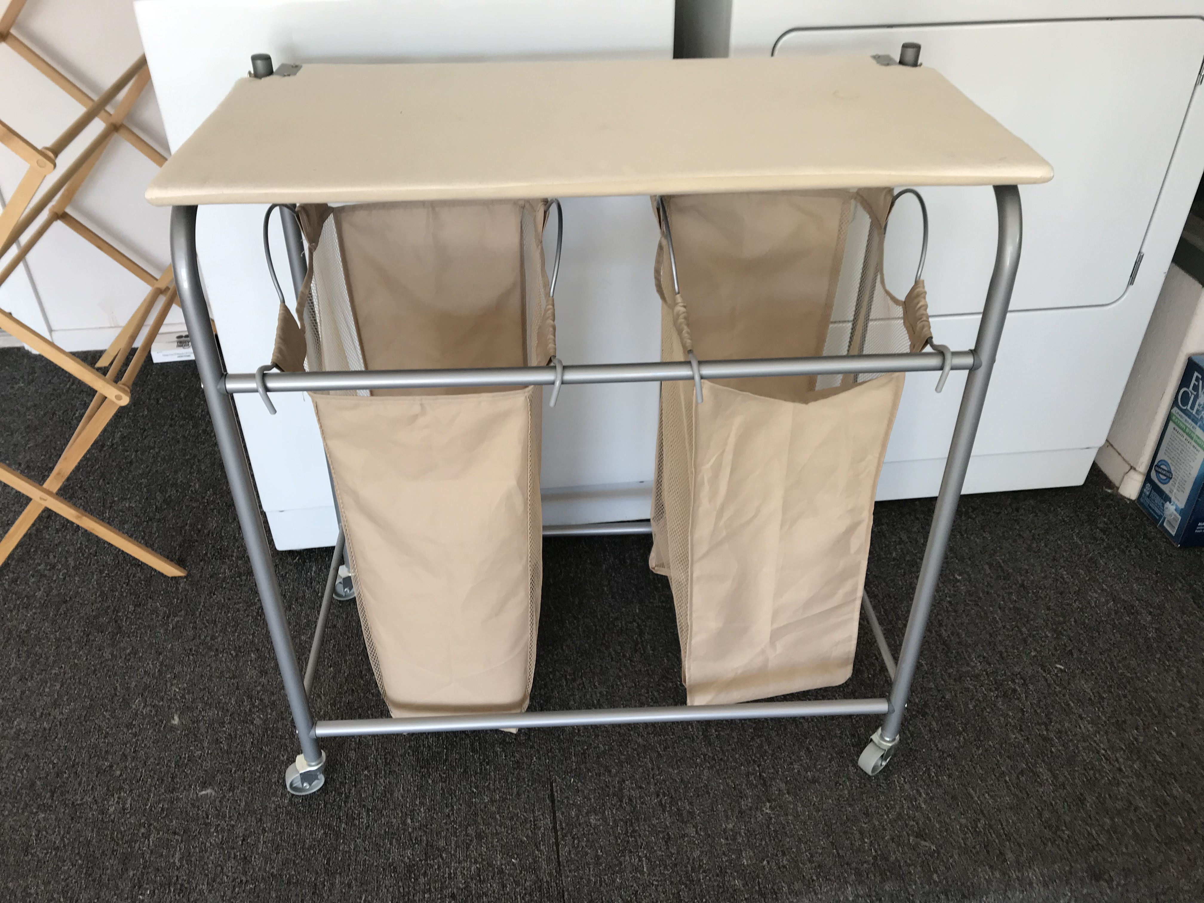 Laundry Cart for Sale