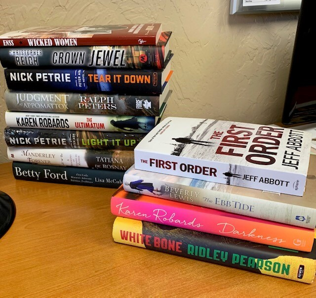 New books to read on hot days