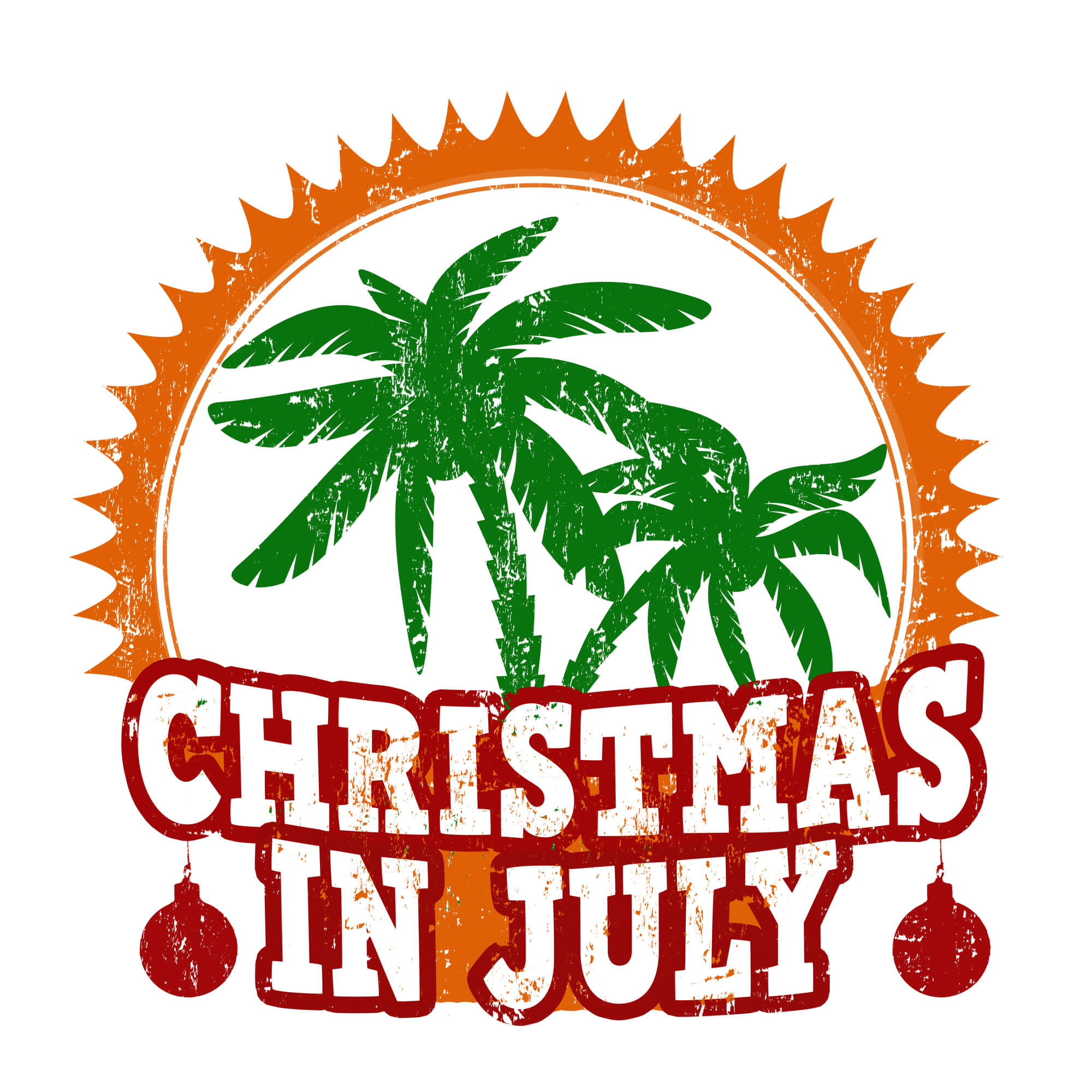 Christmas in July – 7/16