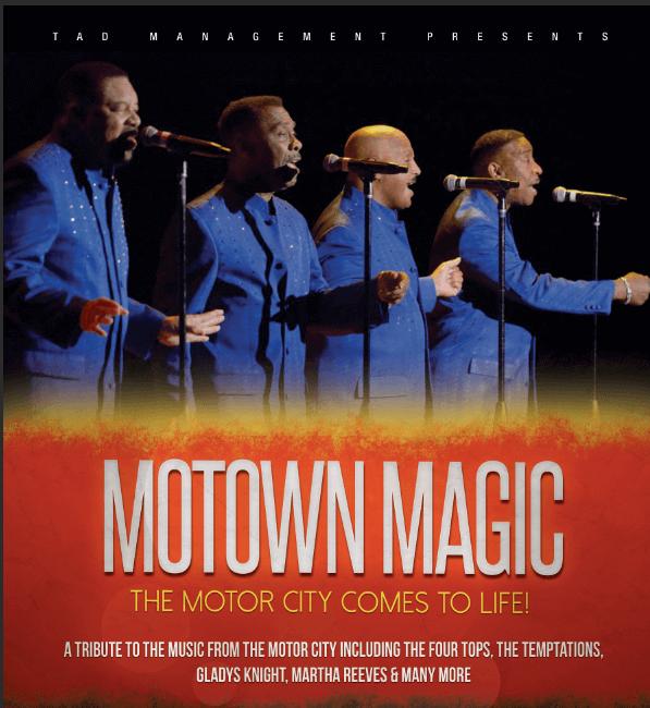 Motown Magic Concert – 2/7
