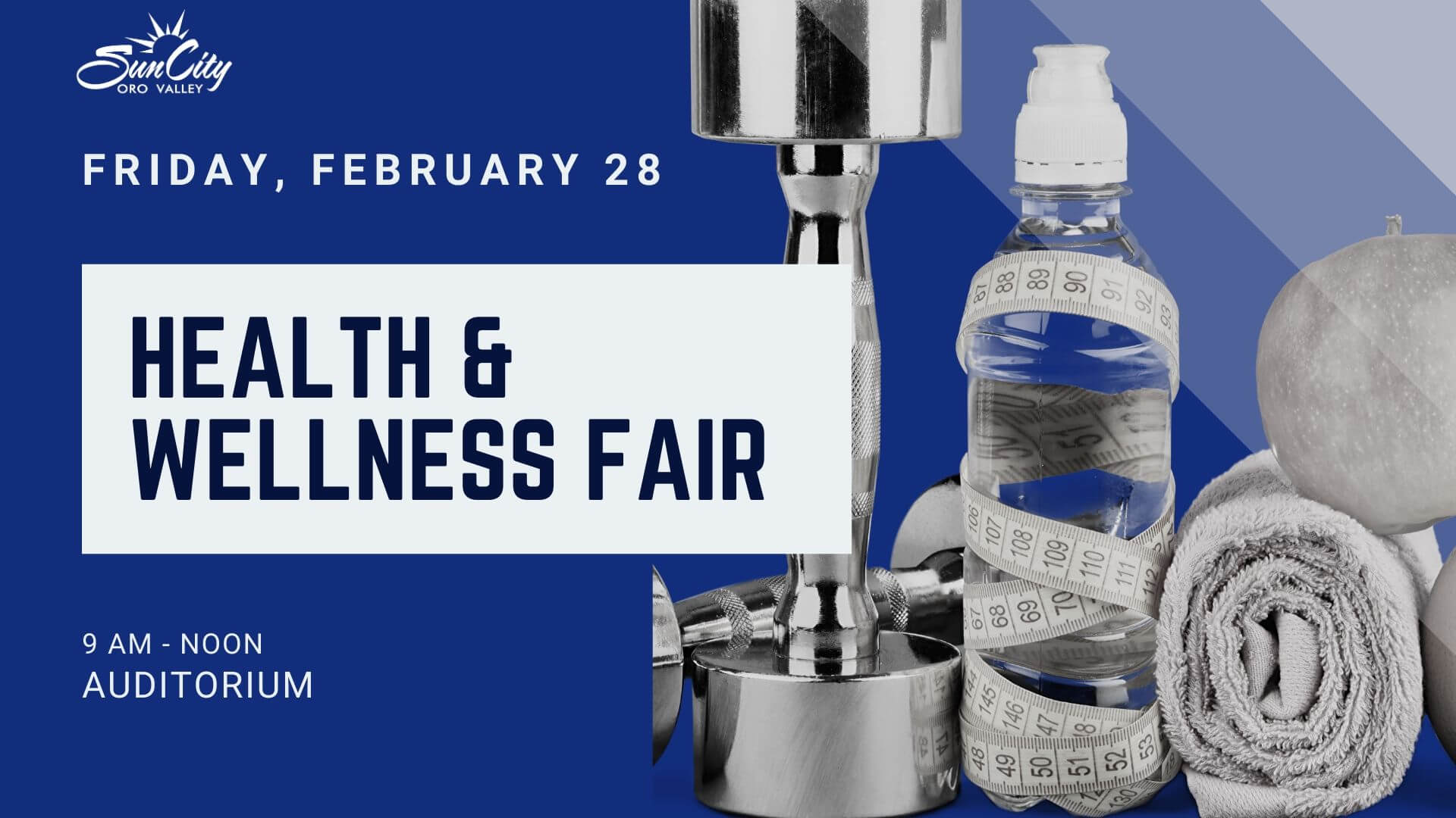 Health & Wellness Fair, Feb 28