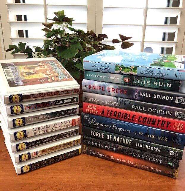 LIBRARY TIP #10 ~ 3/30/20