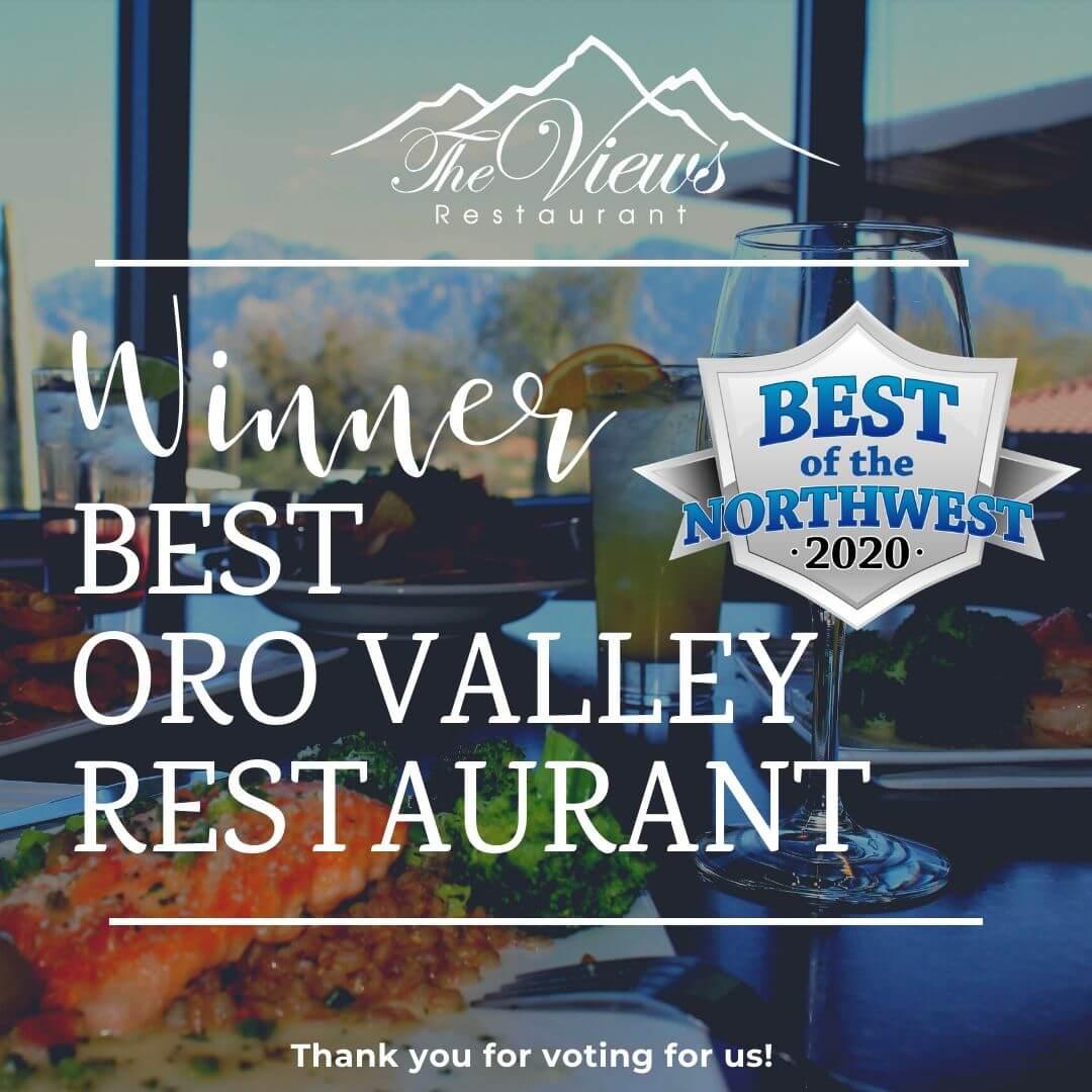 The Views Restaurant Voted Best OV Restaurant