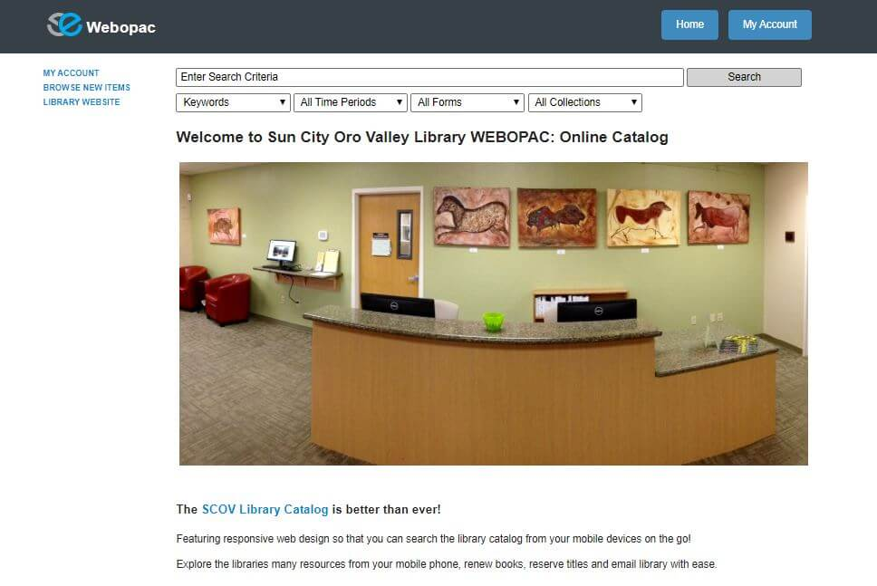 Library Tip #24 ~  Watch new library video on how to place items on hold!