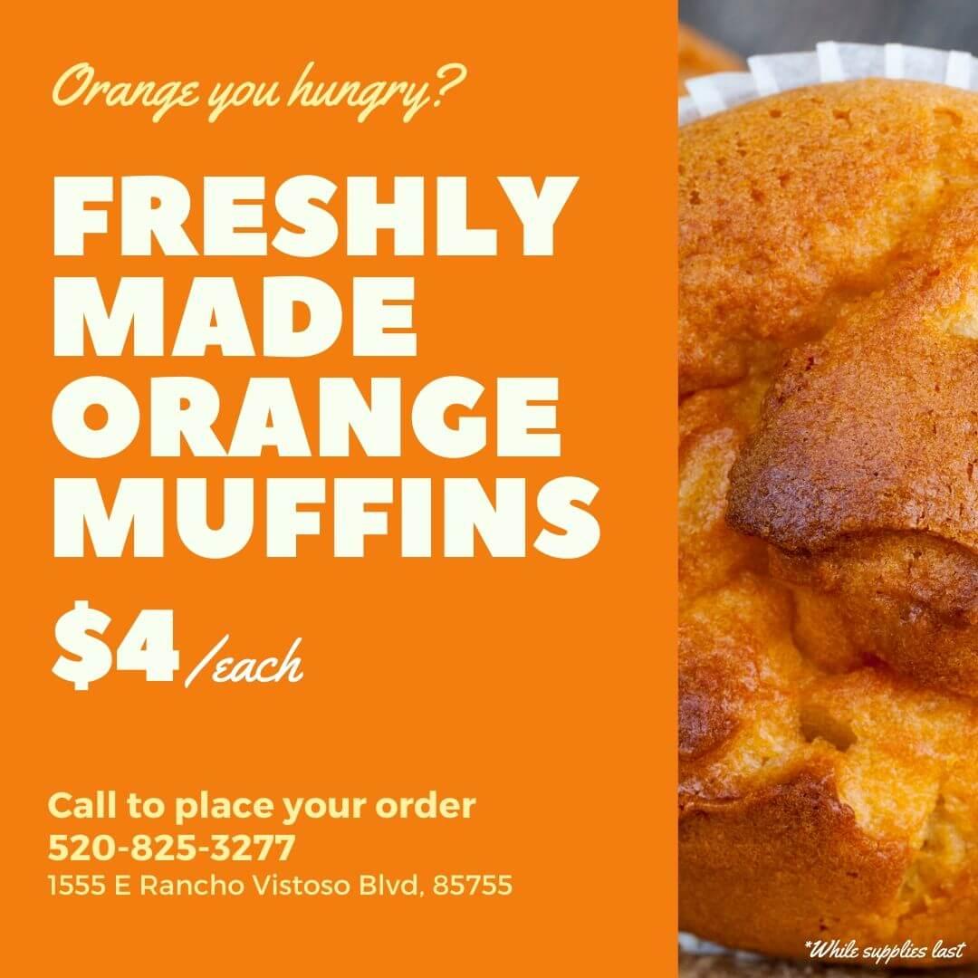 Orange you hungry?