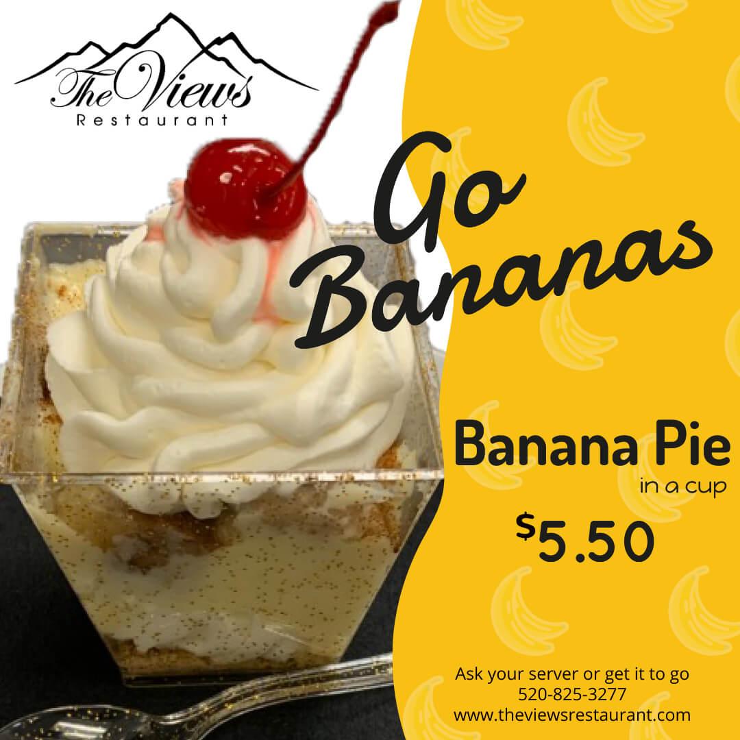 Go Bananas for this Dessert