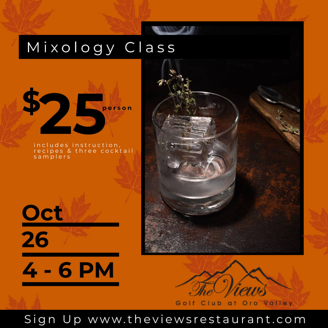 Mixology w/ Aalt 10/26