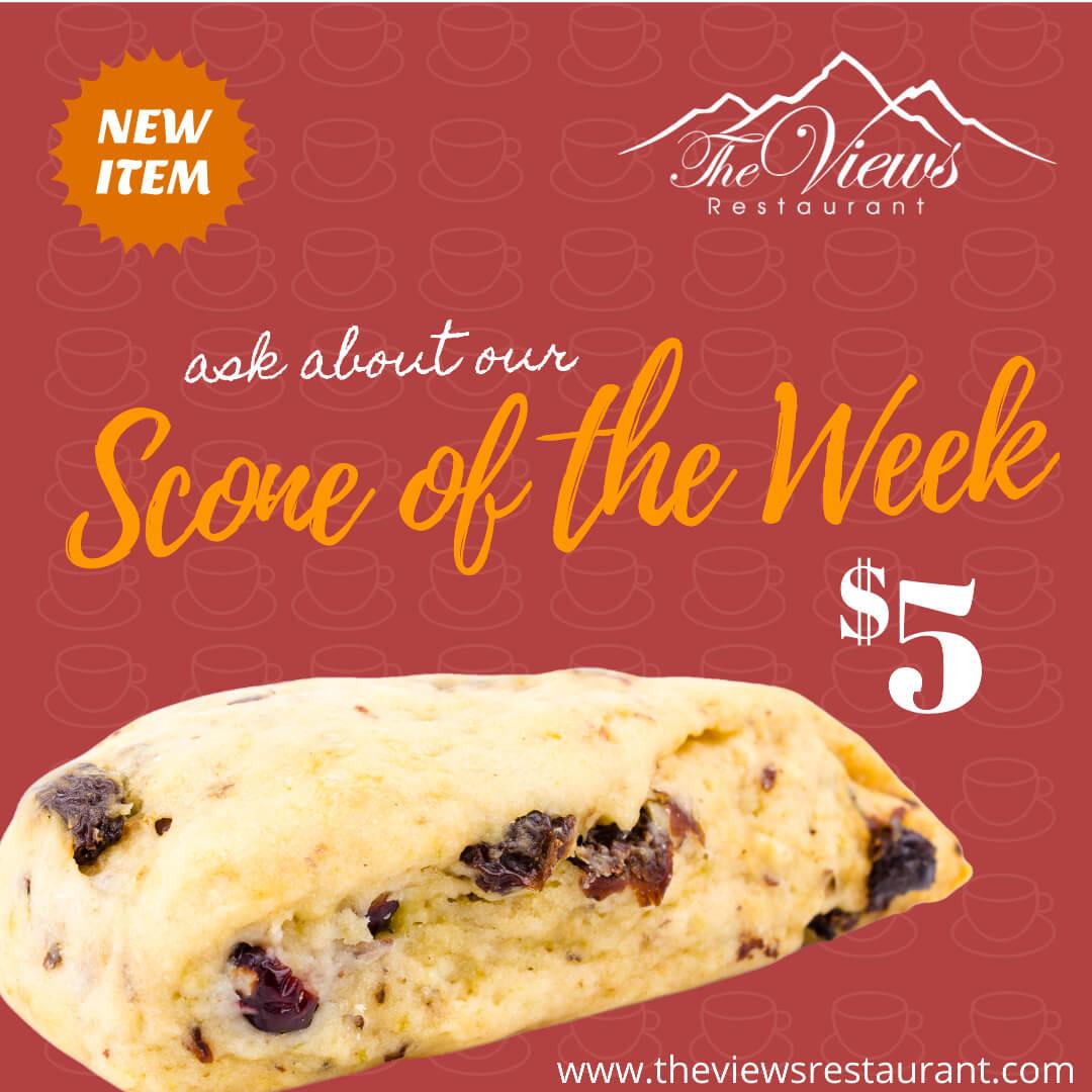 Scone of the week
