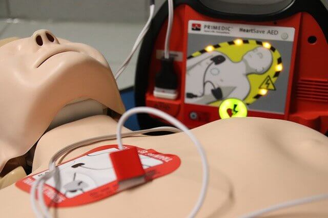Can I Save a Life – Learn More about the AED, Feb 5
