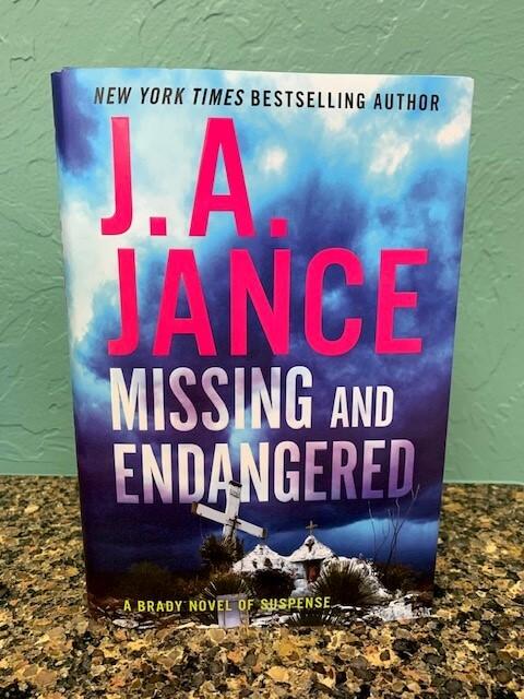 JA Jance's latest release