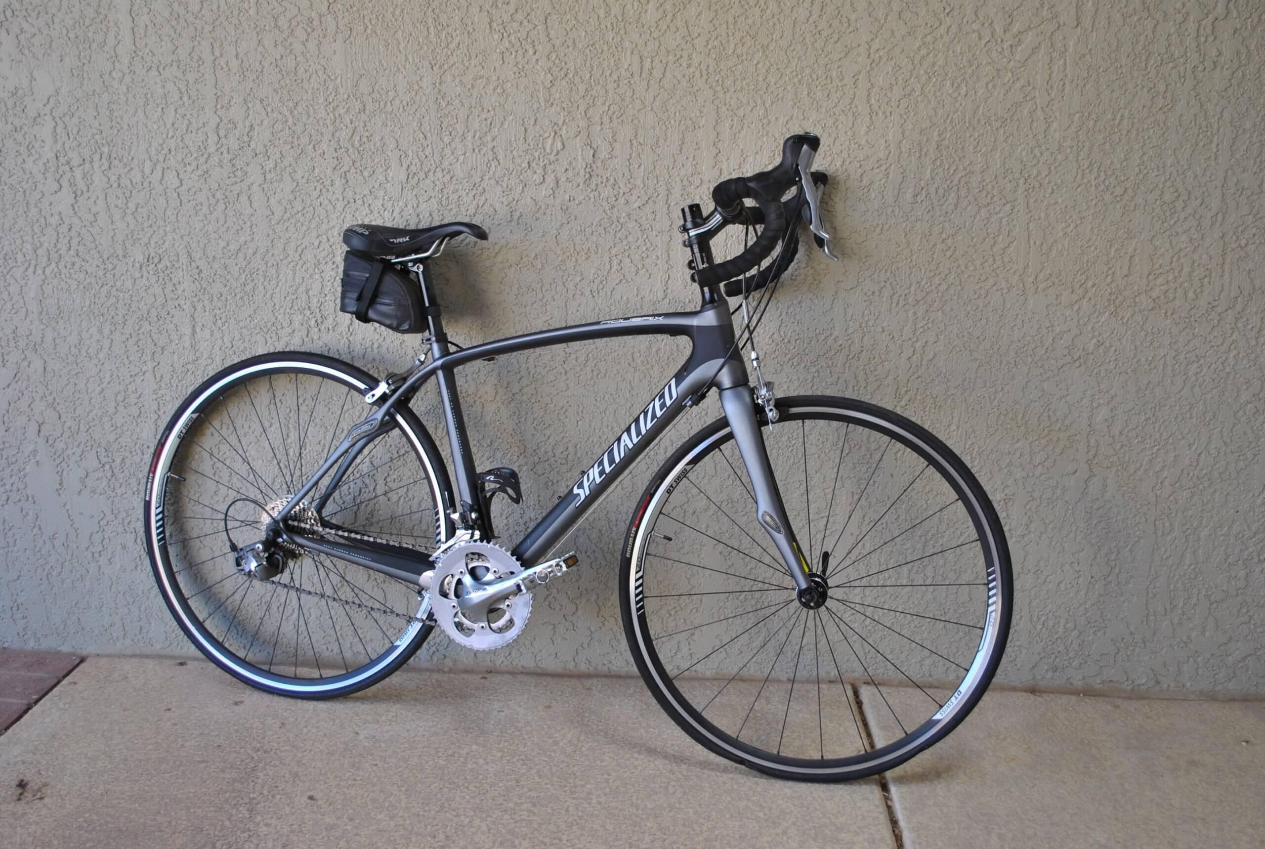 Specialized Roubaix bike