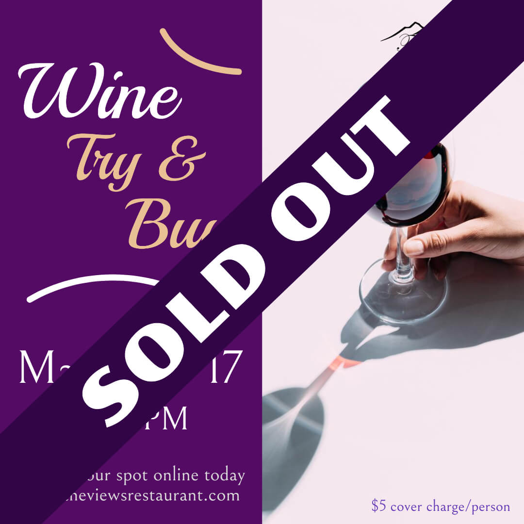 Wine Try & Buy – May 2021