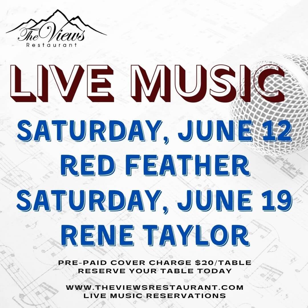 Live Music Every Saturday!