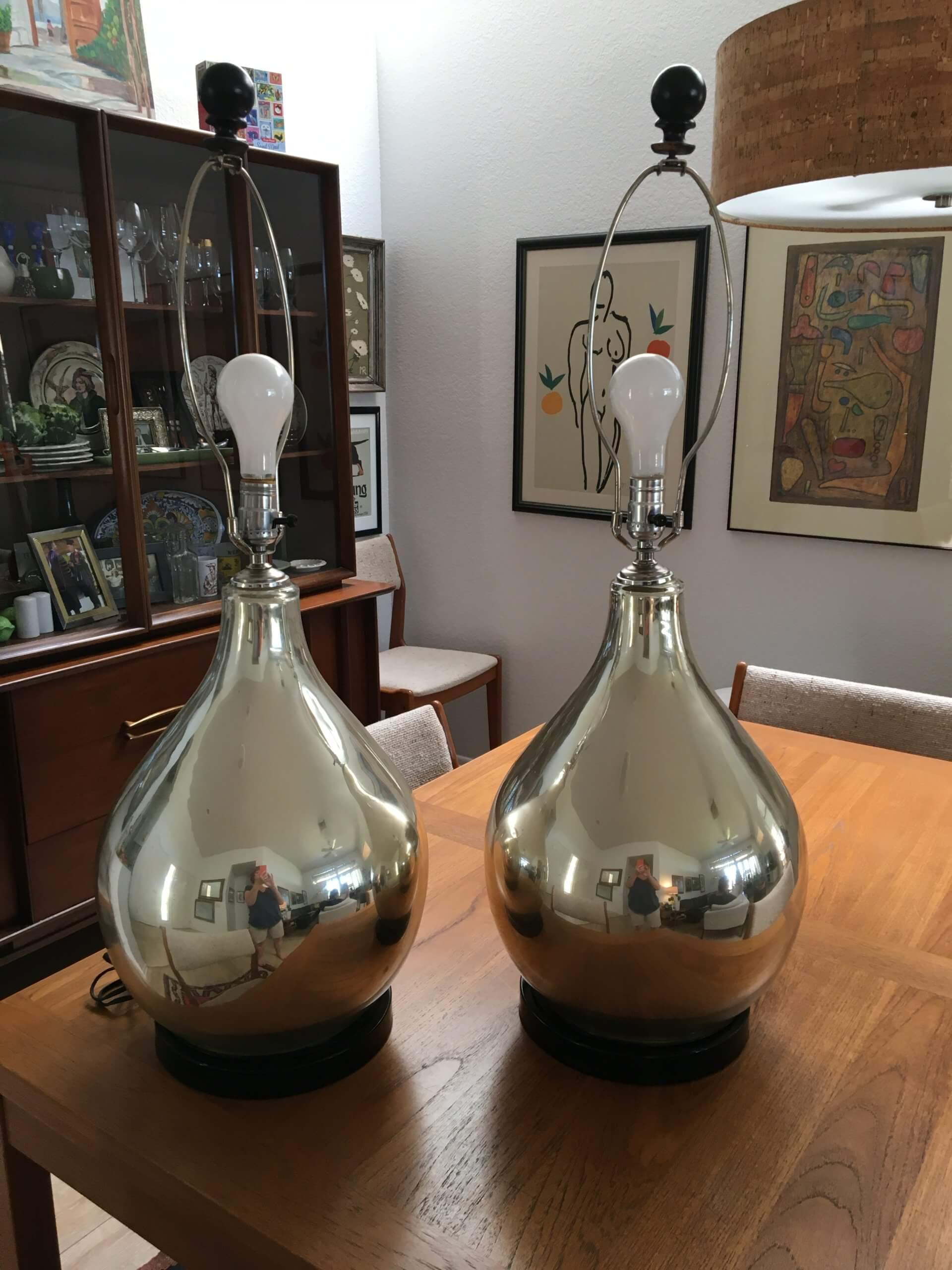 Elegant Lamps