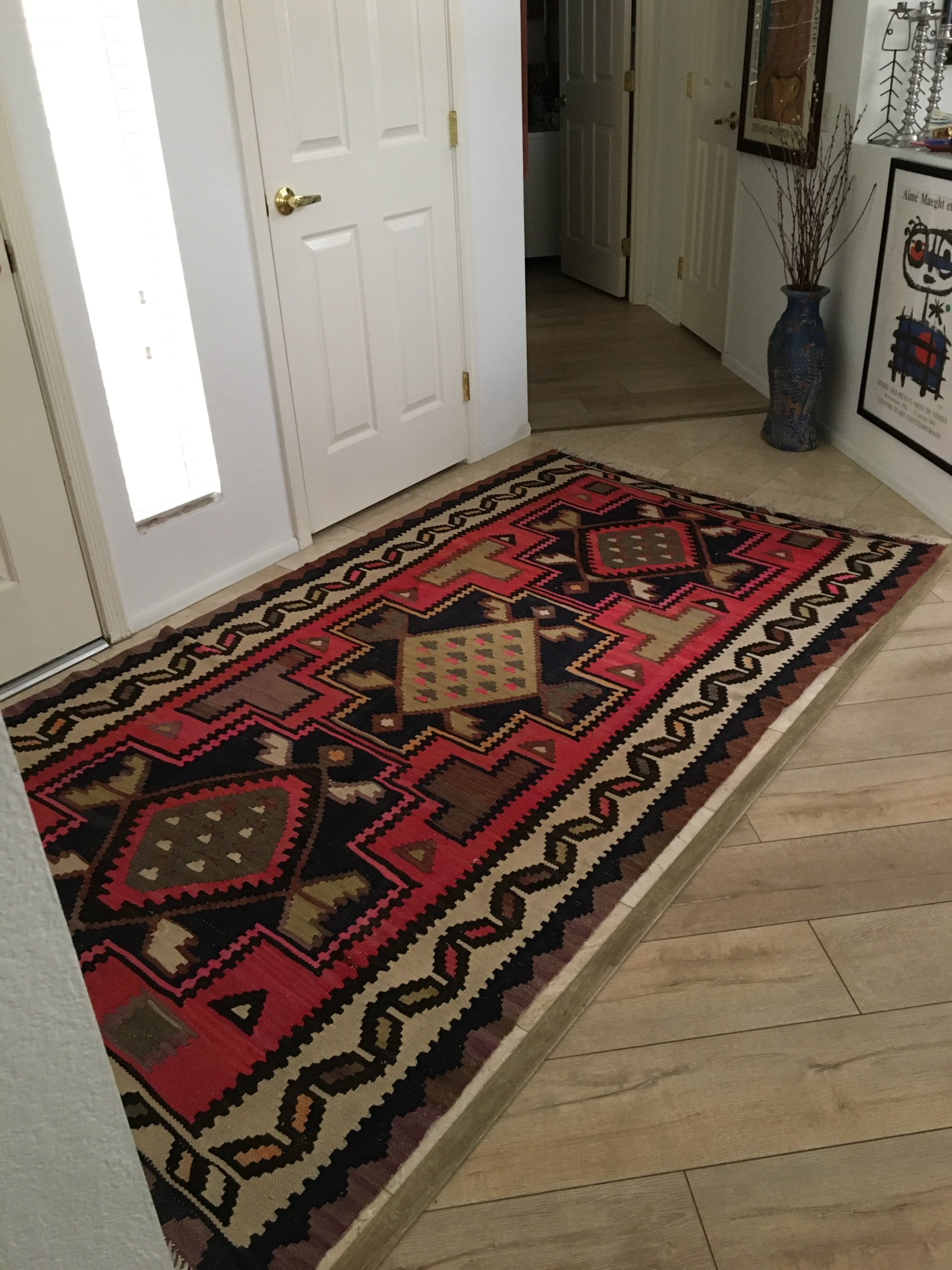 Rug 58×97(approx)