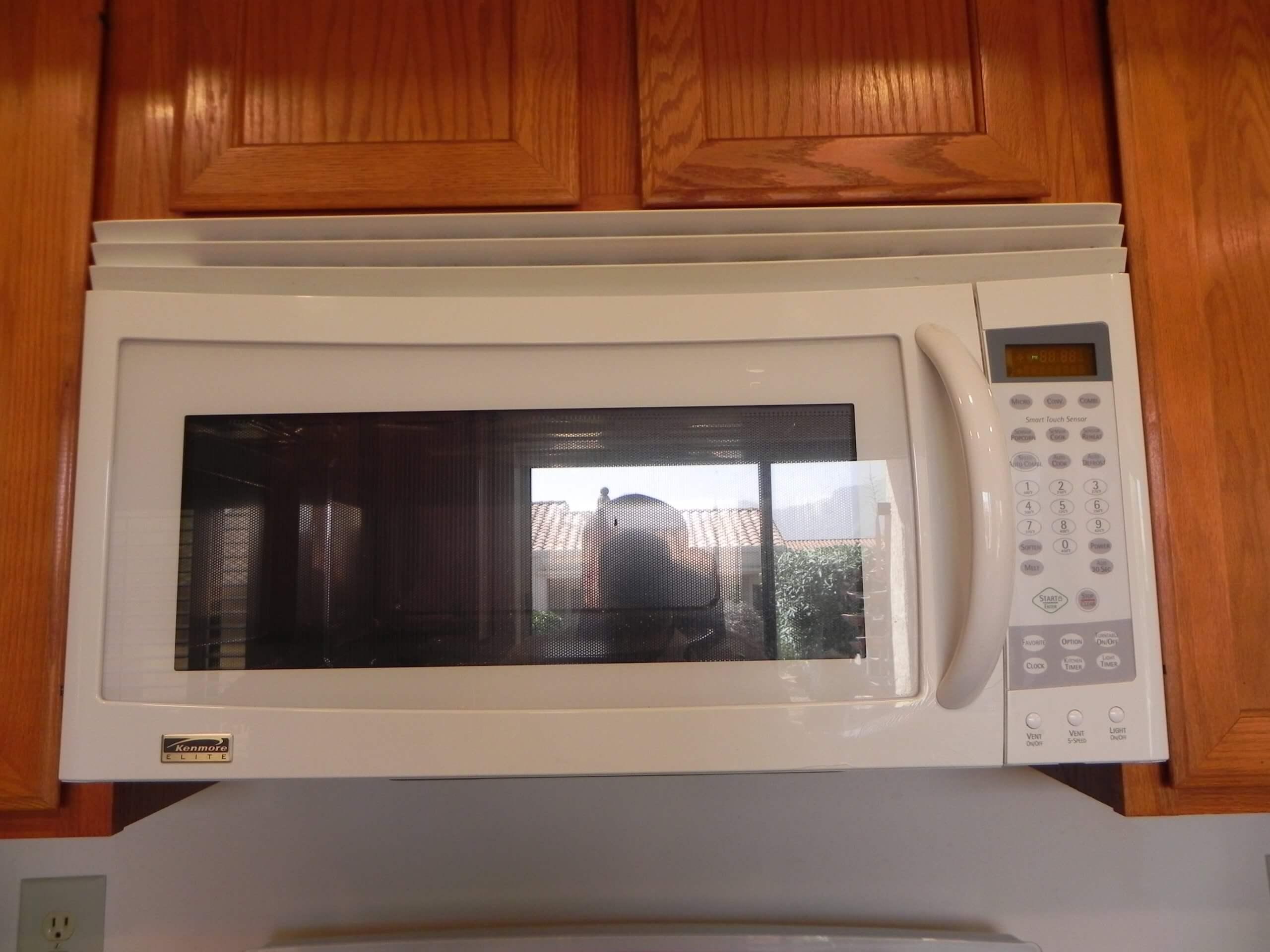 Kenmore Elite Microwave