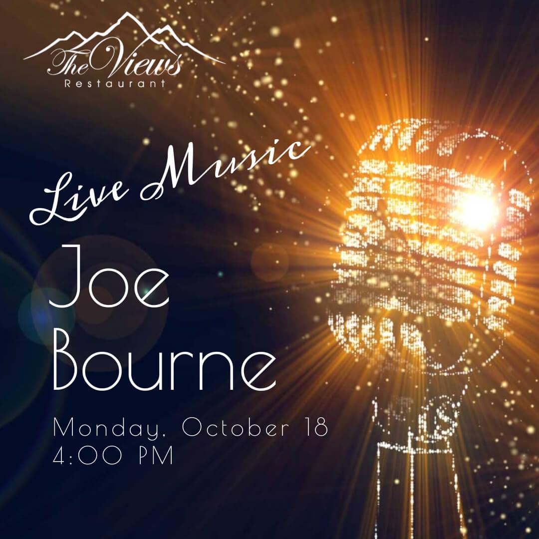 Joe Bourne – October 18
